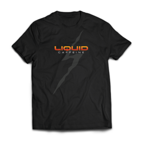 Liquid Caffeine T-Shirt Front